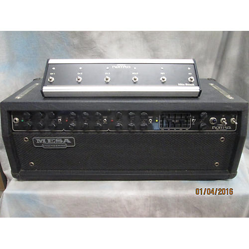 Mesa Boogie Nomad Tube Guitar Amp Head
