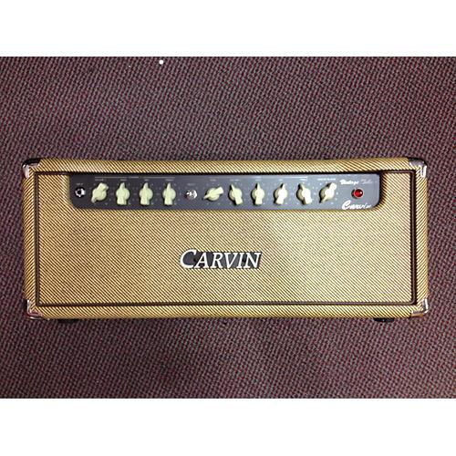 Carvin Nomad Vintage 50 Tube Guitar Amp Head-thumbnail