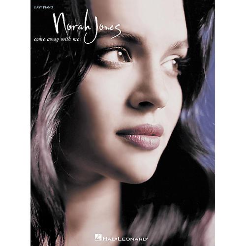 Hal Leonard Norah Jones - Come Away With Me For Easy Piano-thumbnail