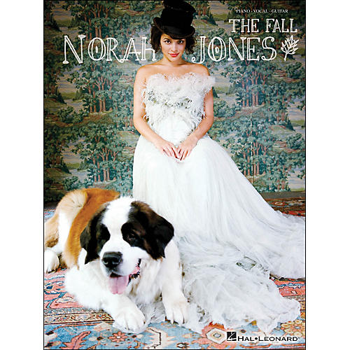 Hal Leonard Norah Jones - The Fall PVG Songbook-thumbnail