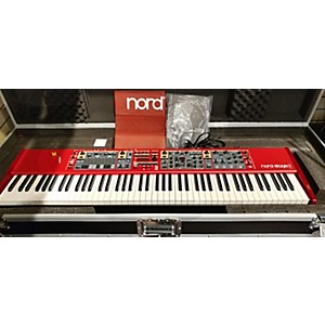 Pre-owned Nord Nord Stage 2 88 Key Keyboard Workstation