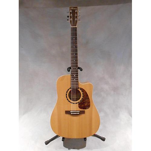 Godin Norman Encore B20 CW Presys Acoustic Electric Guitar-thumbnail