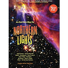 Music Minus One Northern Lights - Electric Bass Music Minus One Series Softcover with CD by Canadian All Star Stage Band