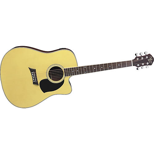 Michael Kelly Nostalgia Dreadnought 10CE Acoustic-Electric Guitar with Onboard Tuner-thumbnail