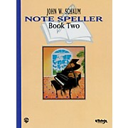 Alfred Note Speller Book 2 (Revised)