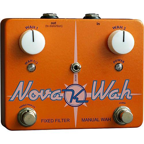 Keeley Nova Wah Guitar Effects Pedal