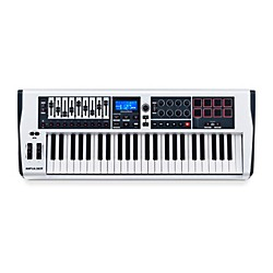 Novation Impulse 49 MIDI Controller - White