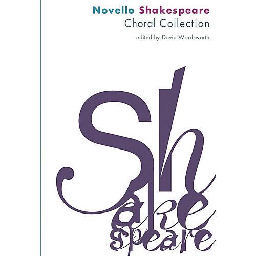 Novello Novello Shakespeare Choral Collection SATB Composed by Various