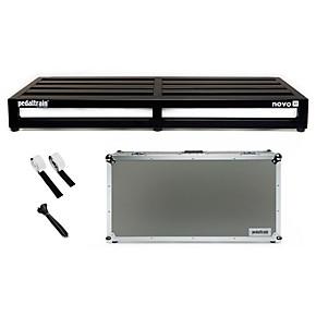 pedaltrain novo 32 pedal board with soft case guitar center. Black Bedroom Furniture Sets. Home Design Ideas