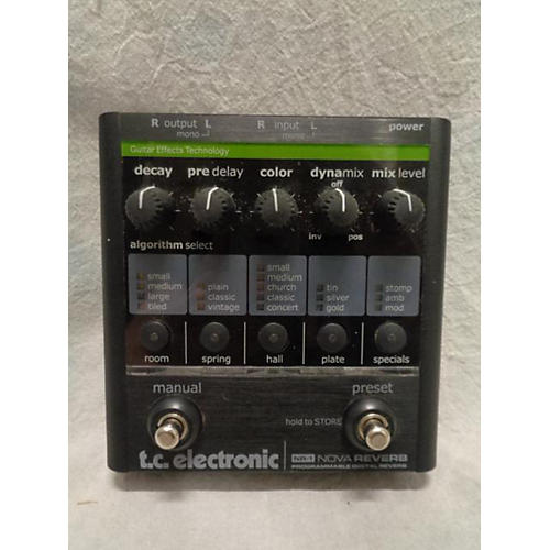 TC Electronic Nr-1 Effect Pedal