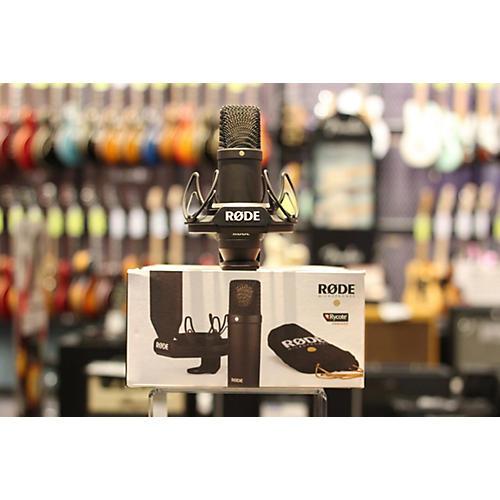 Rhodes Nt1 Condenser Microphone