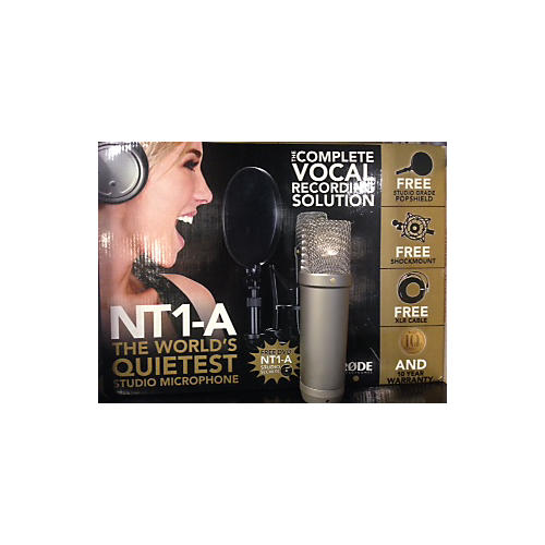 In Store Used Nt1-a Condenser Microphone