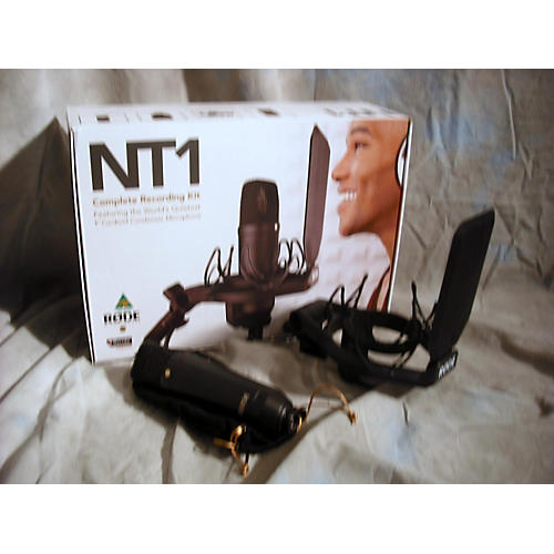 Rode Microphones Nt1-kit Condenser Microphone