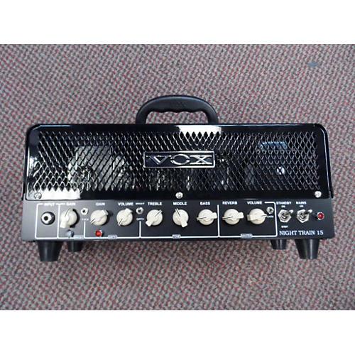 Vox Nt15h-g2 Tube Guitar Amp Head-thumbnail