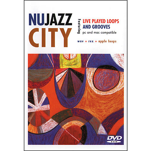 Big Fish Nu Jazz City Audio Loops-thumbnail