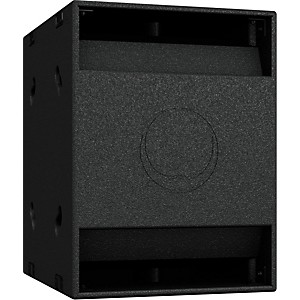 Turbosound NuQ118B 18 inch Band Pass Subwoofer by Turbosound