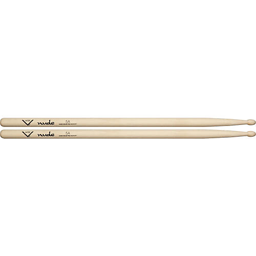 Vater Nude Series Fusion Drumsticks 5A Wood