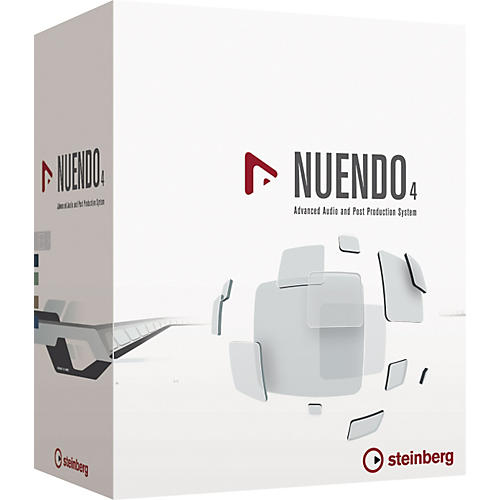 Steinberg Nuendo 4 Advanced Audio and Post Production System