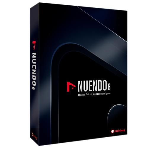 Steinberg Nuendo 6 Upgrade From 4 W-NEK