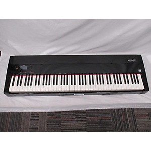 Pre-owned Studiologic Numa Nero 88 Key Keyboard Workstation by Studiologic