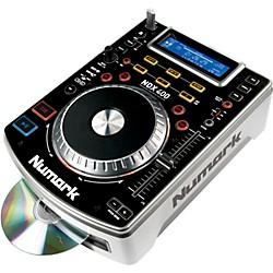 Numark NDX400 Tabletop Scratch CD Player (NDX400)