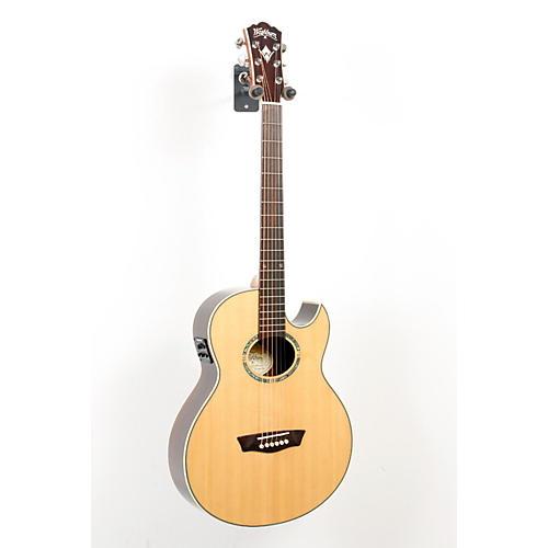 Washburn Nuno Signature Acoustic-Electric Guitar Natural 888365316741