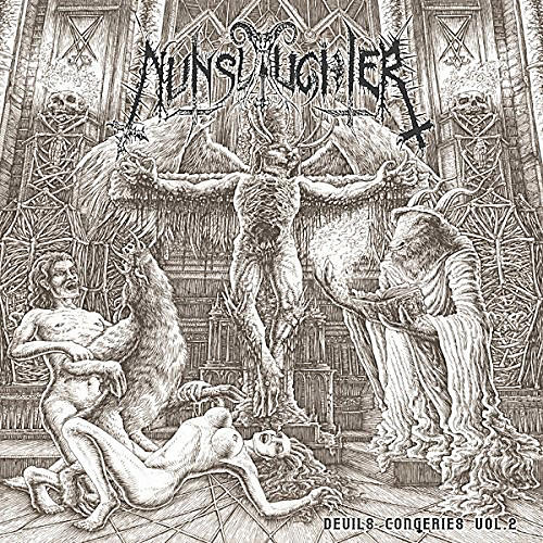 Alliance Nunslaughter - The Devil's Congeries, Vol. 2