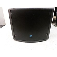 Yorkville Nx200s Powered Subwoofer