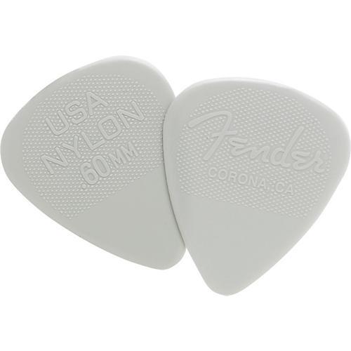 Fender Nylon Guitar Pick 12 Pack