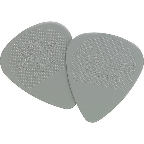Fender Nylon Guitar Pick 12 Pack-thumbnail