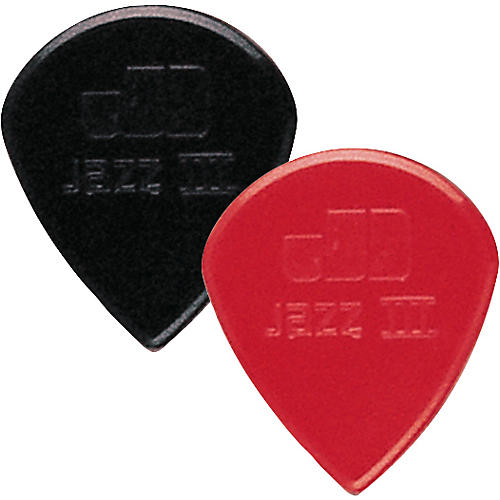 Dunlop Nylon Jazz III Guitar Pick-thumbnail