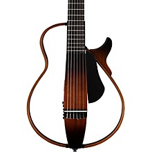 Nylon String Silent Guitar Tobacco Sunburst