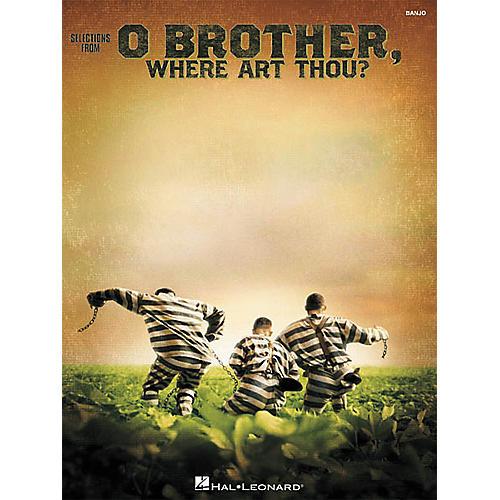 Hal Leonard O Brother, Where Art Thou? Banjo Book