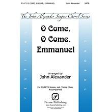 Pavane O Come, O Come Emmanuel Score & Parts Arranged by John Alexander