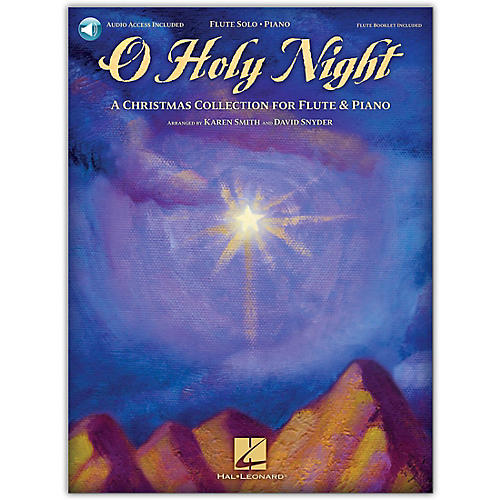 Hal Leonard O Holy Night (A Christmas Collection for Flute & Piano)-thumbnail