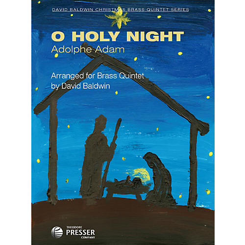 Theodore Presser O Holy Night (Book + Sheet Music)