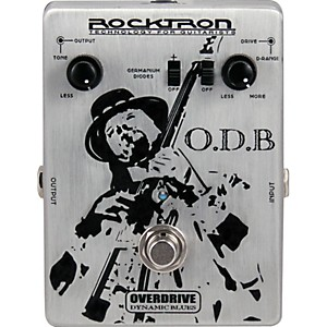 Rocktron O.D.B. Overdrive Dynamic Blues Guitar Effects Pedal