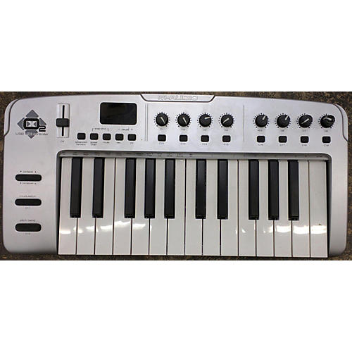 M-Audio O2 Midi Controller MIDI Controller-thumbnail