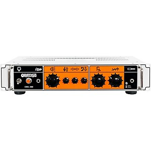 Orange Amplifiers OB1-300 300 Watt Analog Bass Amp Head