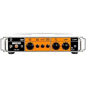Orange Amplifiers OB1-500 500 Watt Analog Bass Amp Head by Orange Amplifiers