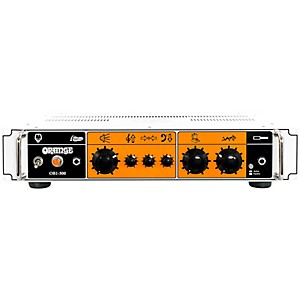 Orange Amplifiers OB1-500 500 Watt Analog Bass Amp Head