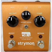 Strymon OB1 OPTICAL COMPRESSOR/ BOOST Effect Pedal