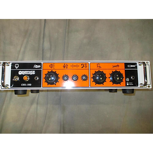 Orange Amplifiers OB1500 Bass Amp Head
