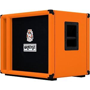 Orange Amplifiers OBC Series OBC115 400 Watt 1x15 Bass Speaker Cabinet by Orange Amplifiers