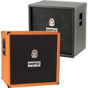 Orange Amplifiers OBC Series OBC410 600W 4x10 Bass Speaker Cabinet