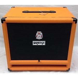 Pre-owned Orange Amplifiers OBC115 400 Watt 1x15 Bass Cabinet by Orange Amplifiers