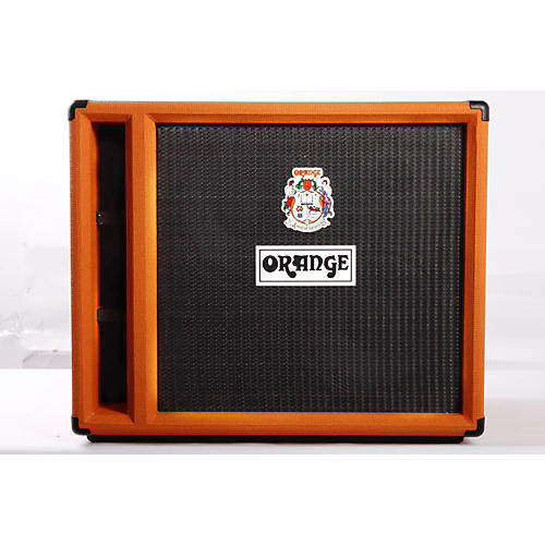 Orange Amplifiers OBC210 2x10 600W Bass Speaker Cabinet-thumbnail