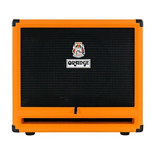 Orange Amplifiers OBC212 600 Watt 2x12 Bass Speaker Cabinet by Orange Amplifiers