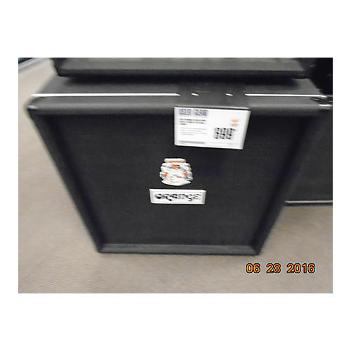 Orange Amplifiers OBC410 600W 4x10 Bass Cabinet