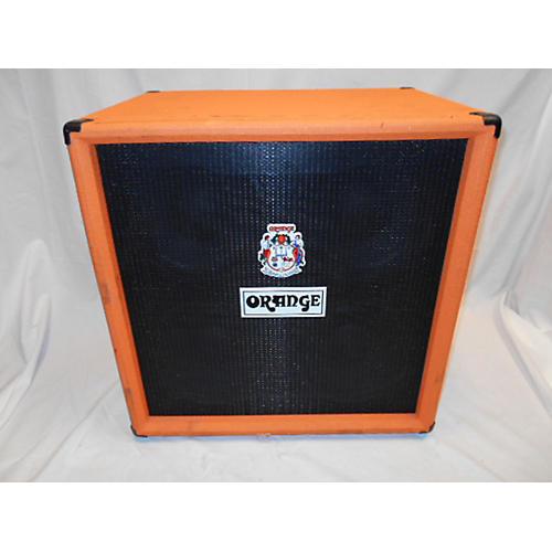 Orange Amplifiers OBC410 600W 4x10 Bass Cabinet-thumbnail